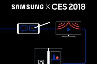 CES 2018: le novità di Samsung